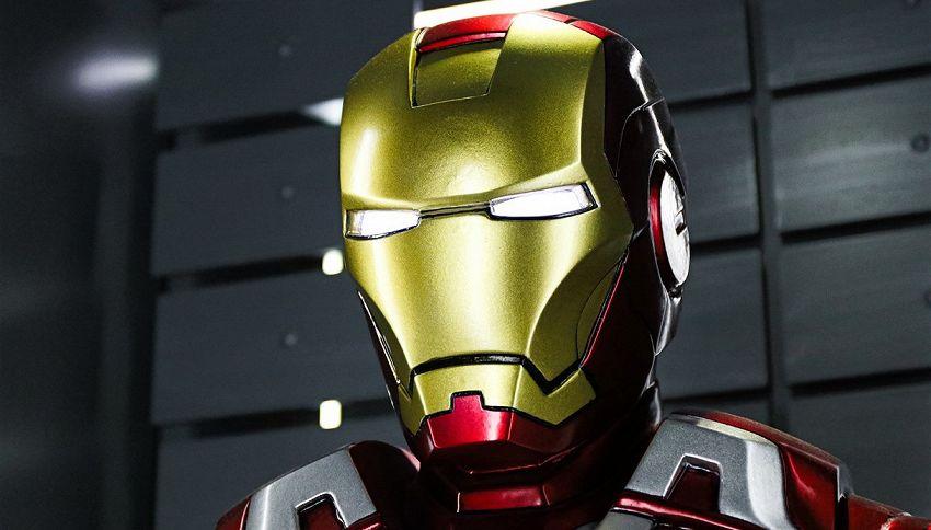 Sei un fan di Iron Man? Da oggi puoi dormire nella sua casa