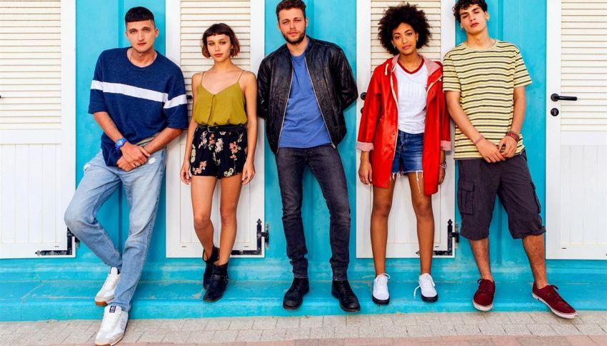Netflix : 'Tre metri sopra il cielo' diventa una serie tv