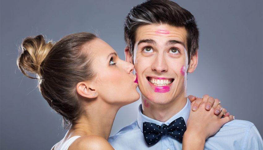 Antirughe naturale: bacia di più il tuo partner