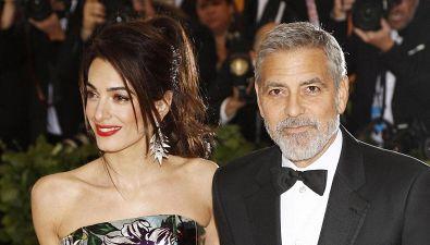 George Clooney, la figlia segreta che fa infuriare Amal