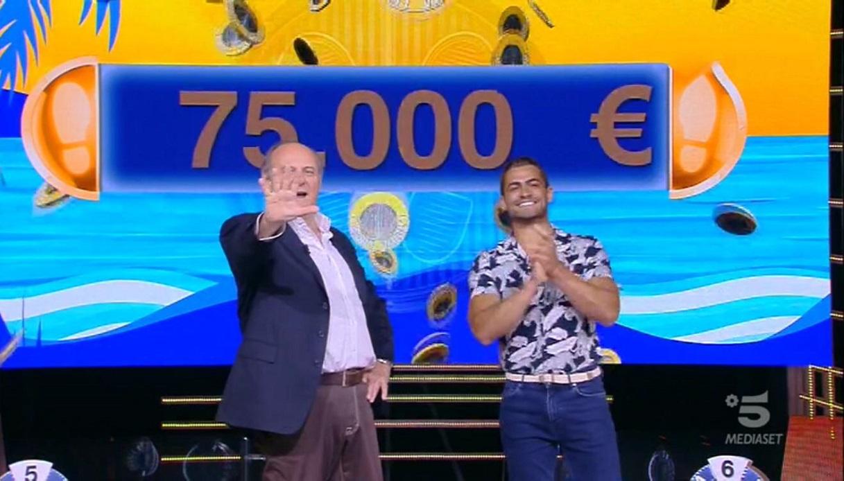 Caduta Libera!, il bagnino Christian Fregoni vince 75.000 euro