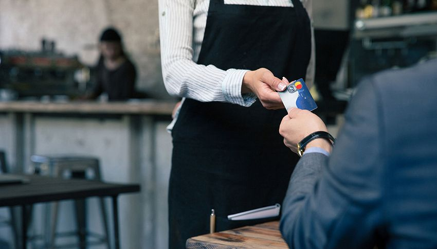 Questa settimana hai mangiato una carta di credito senza saperlo