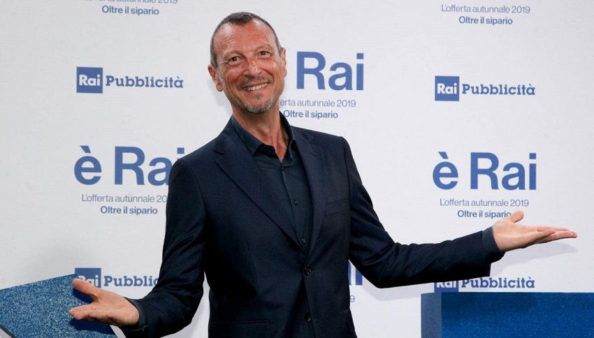 """Sanremo 2020, le prime novità: una serata cover """"inedita"""""""