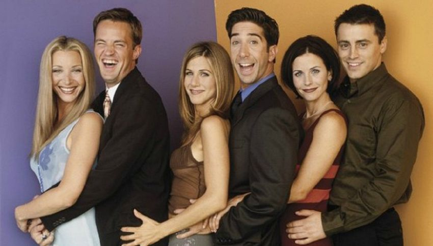 Friends, l'episodio profetico in cui si nomina il 2020