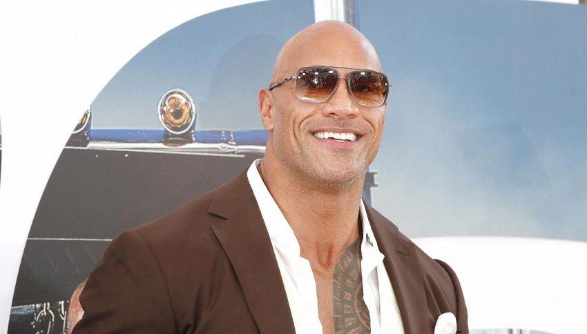 Dwayne Johnson è l'attore più pagato al mondo
