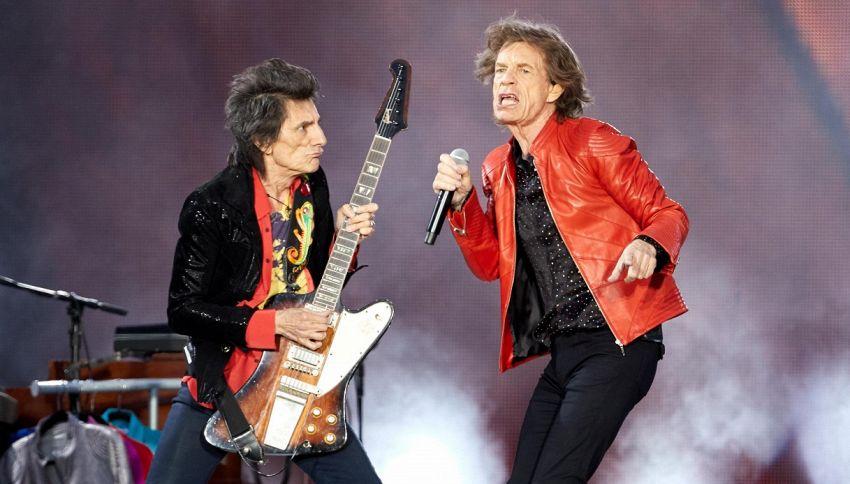 "La NASA ""porta"" su Marte i Rolling Stones"