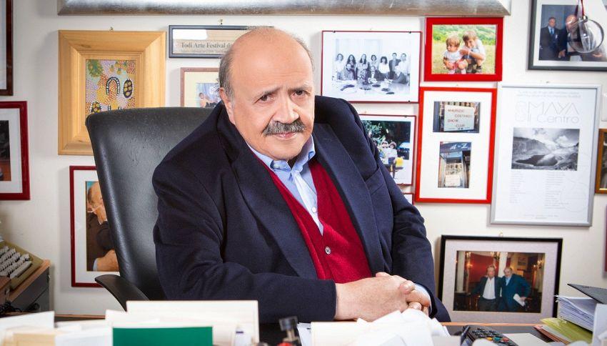 Maurizio Costanzo: per i suoi 81 anni è festa su Mediaset Extra