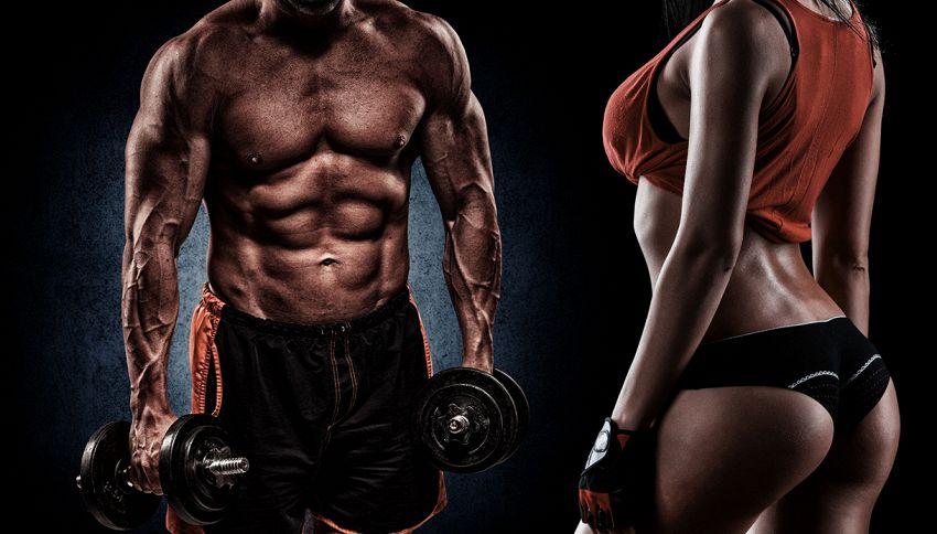 C'è un'età giusta per avere un corpo scolpito e muscoloso