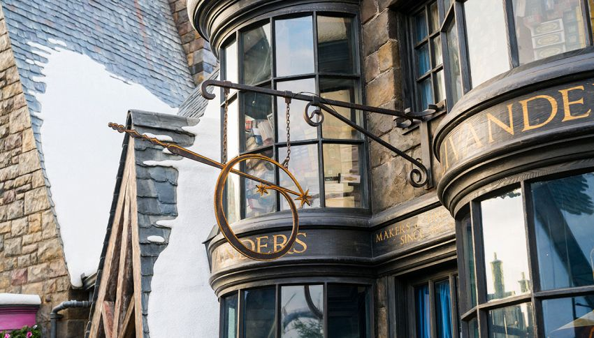 Un Natale come Harry Potter? Solo 1£ per vivere in casa di Hagrid