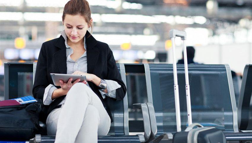 Controlla quanti anni ha il tuo tablet prima di prendere l'aereo