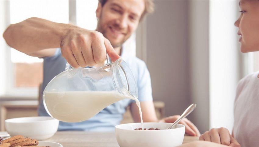 Latte e cereali a colazione? Stai danneggiando la tua salute