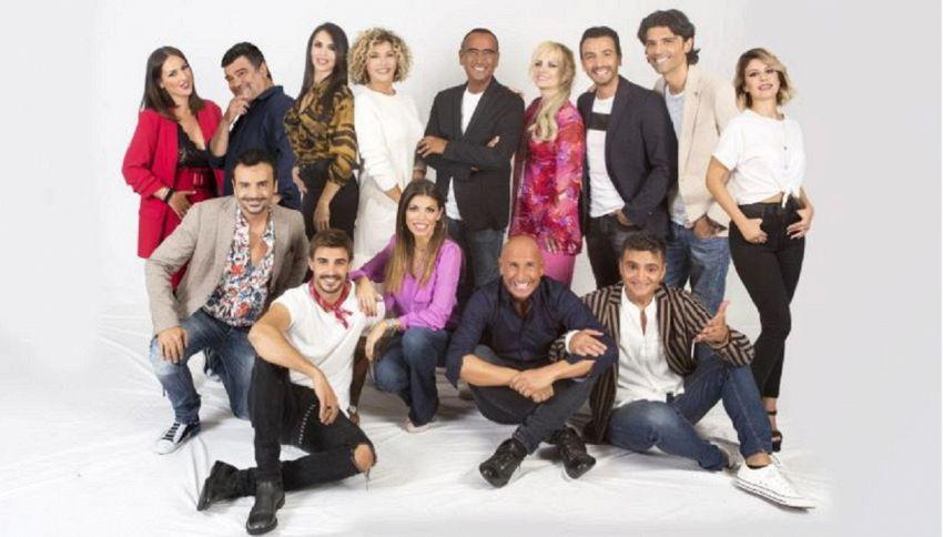Tale e Quale Show, tra i vip anche Francesco Monte e Eva Grimaldi