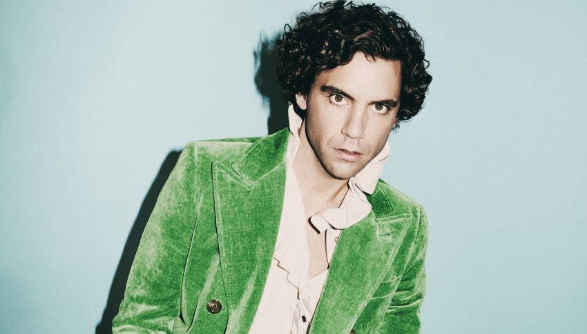 """Domenica In, Mika: """"Mia mamma mi ha dato il valore della musica"""""""