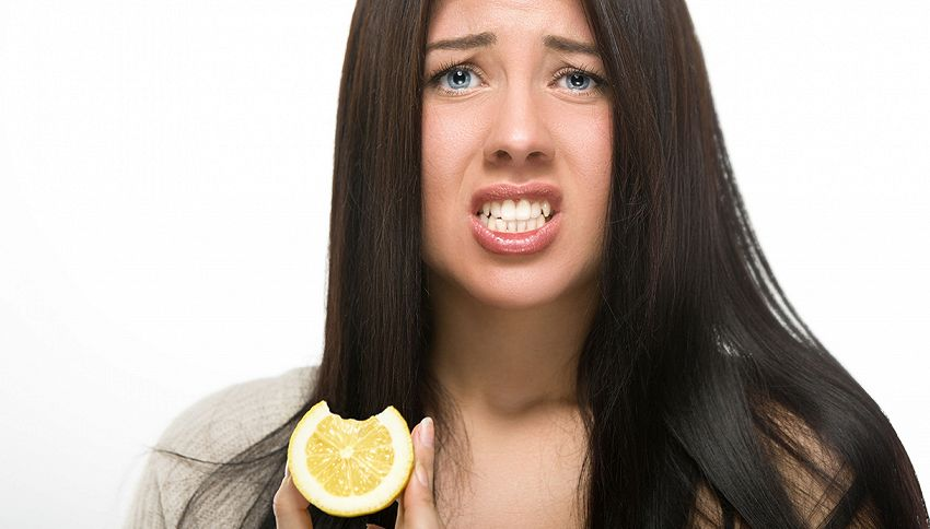 Se sei un vero vegano non dovresti mangiare limoni