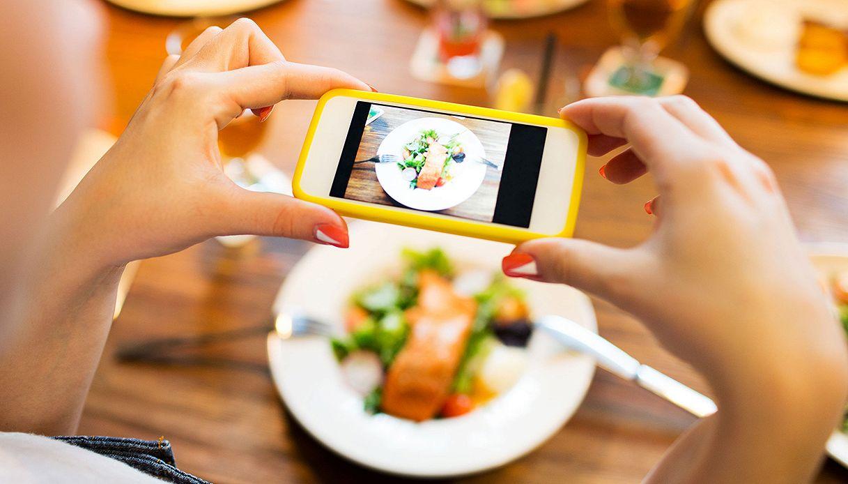 Condividi i tuoi piatti su Instagram? Cambierai modo di mangiare