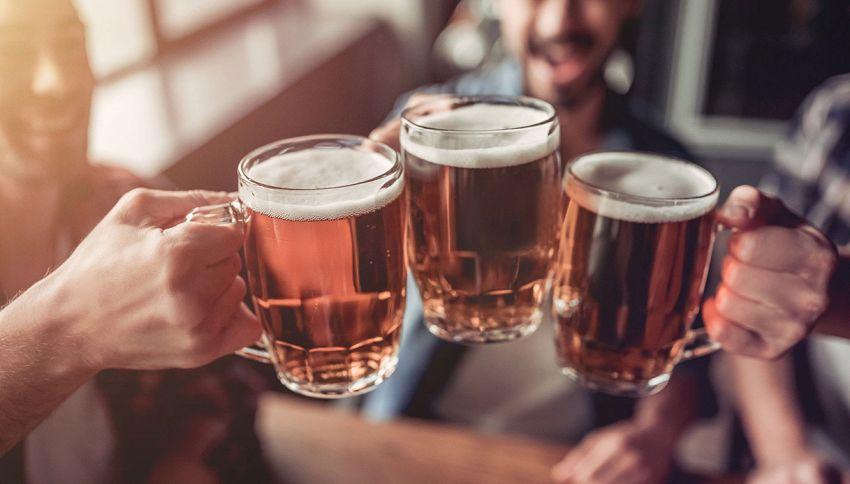 La birra non fa ingrassare e fa bene alla salute #lodicelascienza