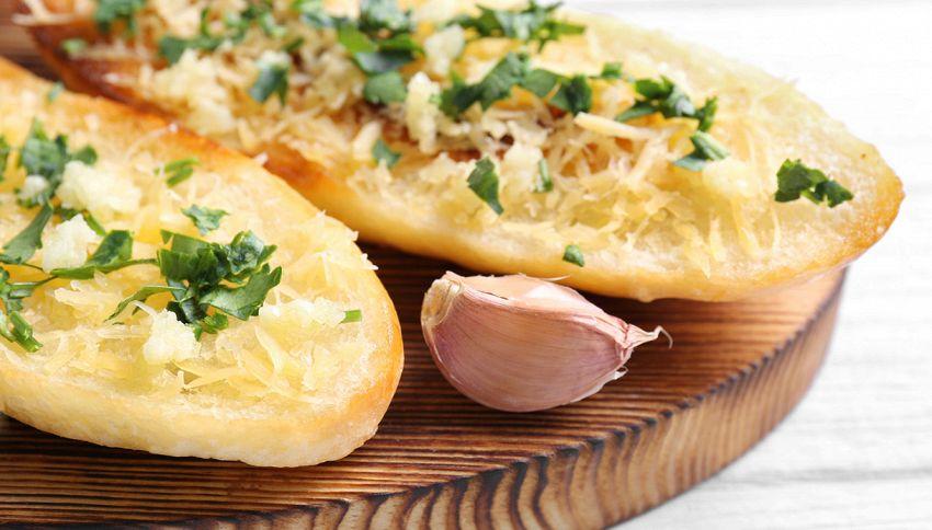 Ti piace mangiare l'aglio? Allora sei perfetto per questo lavoro