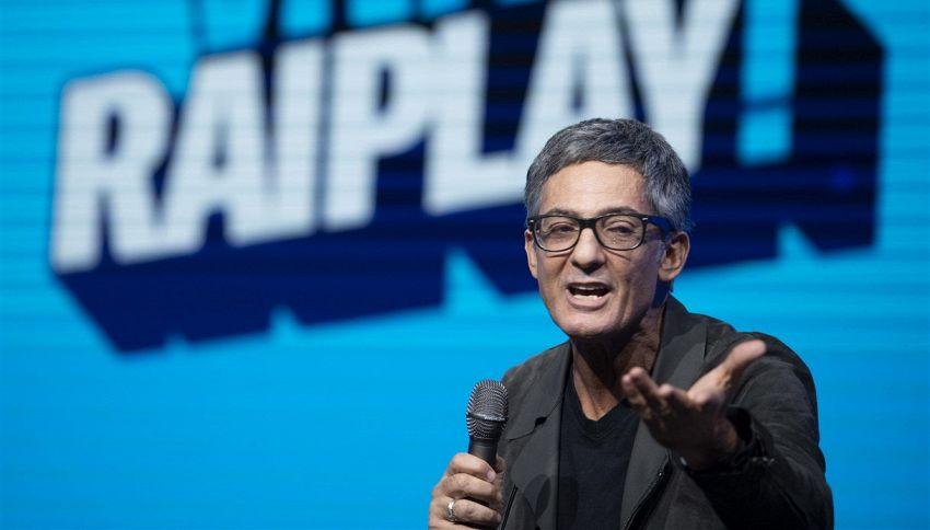 Fiorello lancia Viva RaiPlay e assicura: Sanremo, ci sarò