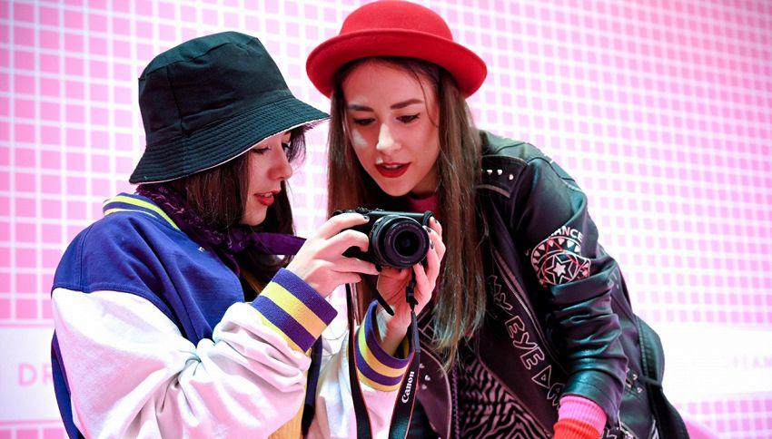 Il museo Instagram per il selfie perfetto: hai però solo due ore