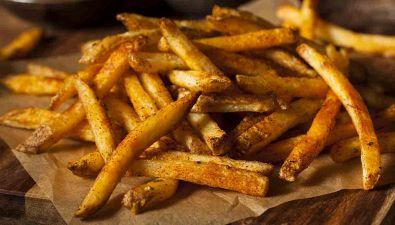 Quantita' giusta patatine fritte? Te lo dice la scienza