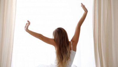 Il segreto per svegliarsi carichi e felici ogni mattina