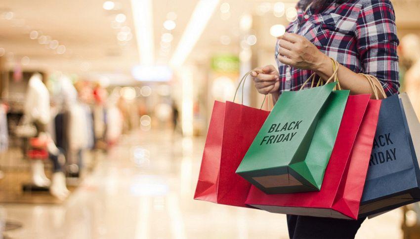 La vera storia del Black Friday: quando è nato