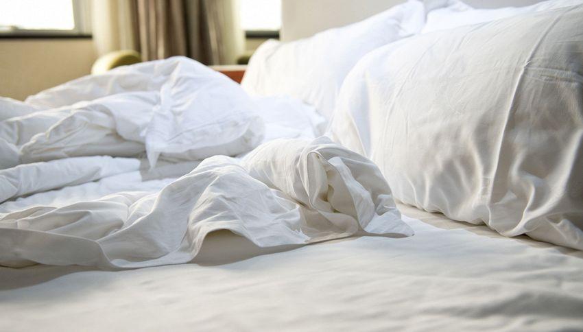 Questo piumone può fare il letto per te