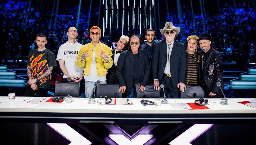 X Factor, nessun eliminato nella puntata degli inediti