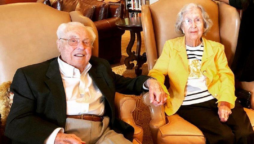 Ottant'anni insieme: ecco la coppia sposata più longeva
