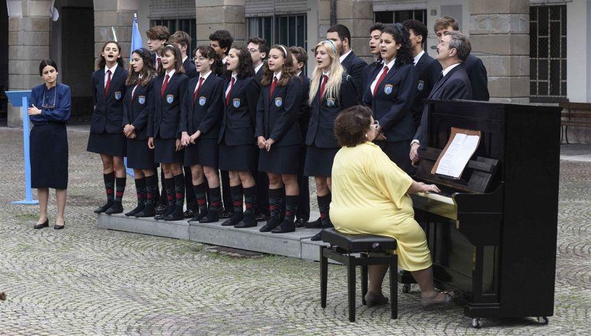 Il Collegio: tempo di esami per gli studenti nell'ultima puntata