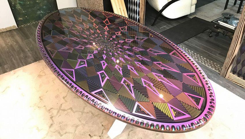 Arredamento camaleontico: questi mobili cambiano colore