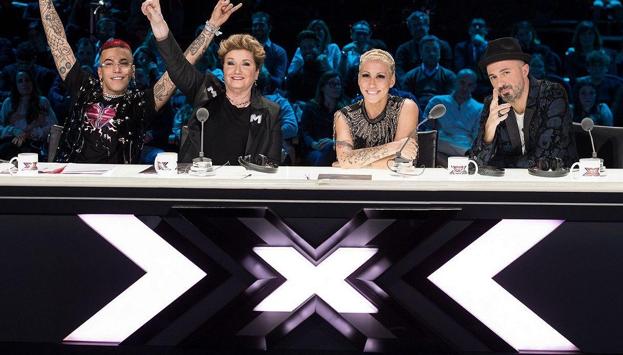 X Factor: è il momento degli inediti, Mahmood ospite del live