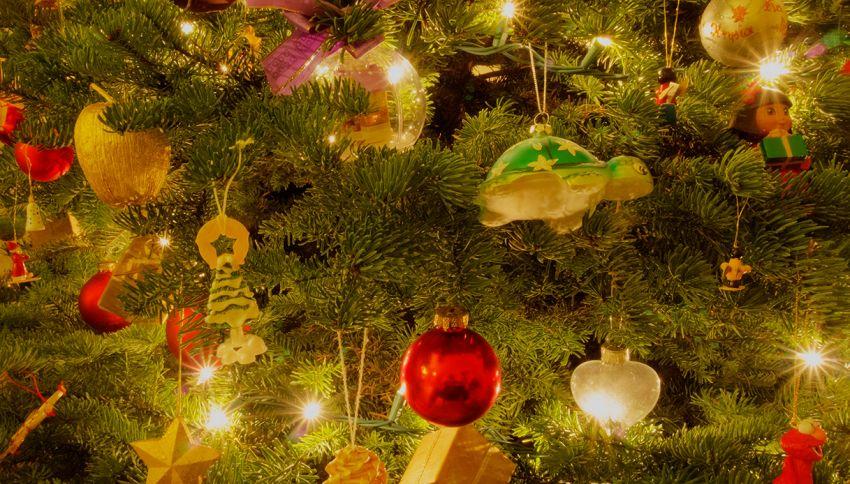 L'albero di Natale più costoso al mondo: ecco di cosa è fatto