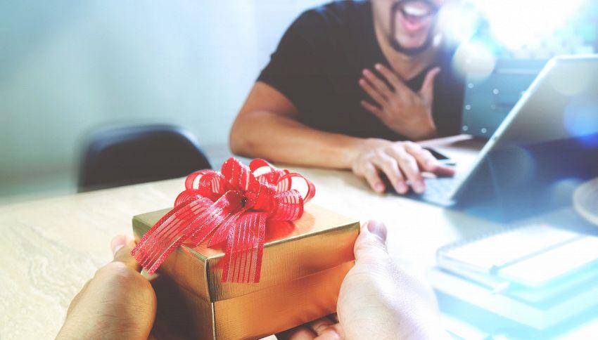 Un'azienda regala per Natale agli impiegati 10 milioni di dollari