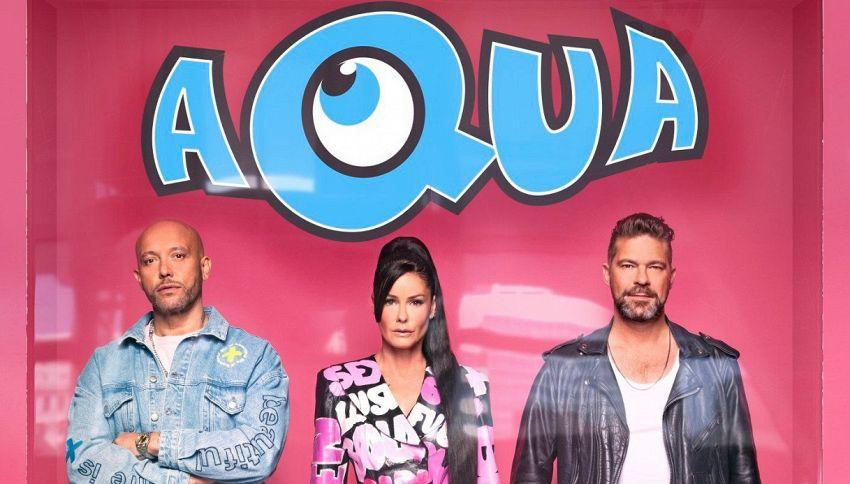 Ricordate gli Aqua? Stanno tornando