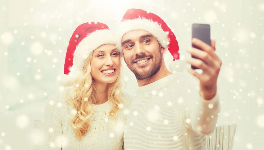 Per Natale arriva un nuovo filtro Instagram: volano panettoni