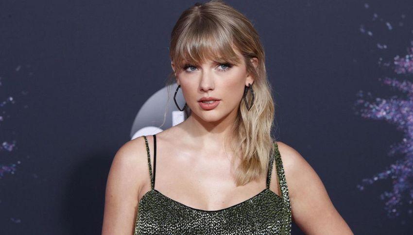Taylor Swift è la cantante più pagata del 2019