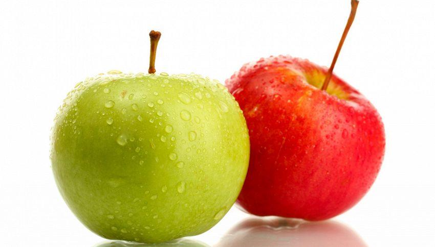 2 mele al giorno riducono il rischio d'infarto #lodicelascienza