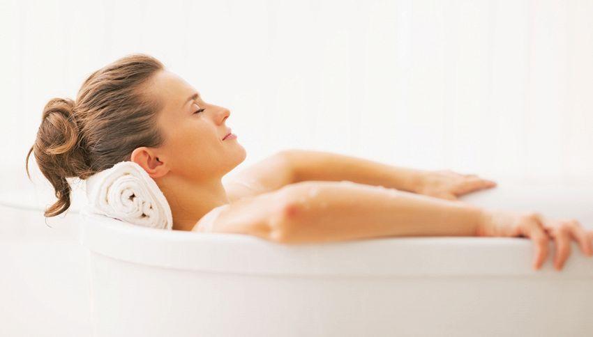 Fare un bagno caldo fa bruciare calorie #lodicelascienza