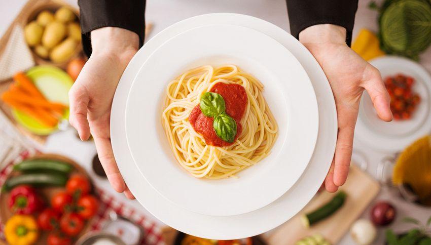 Vuoi dimagrire? Mangia gli spaghetti #lodicelascienza