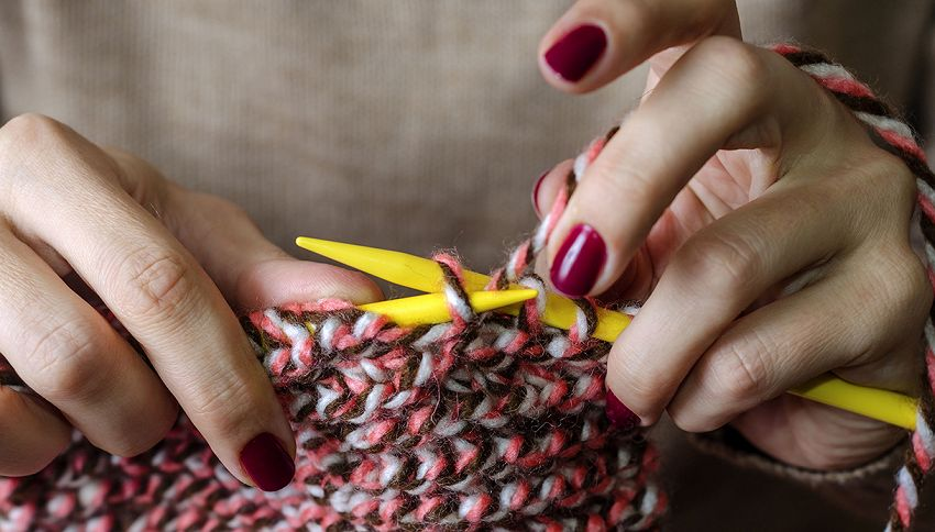 Lavorare a maglia ti aiuterà nella carriera #lodicelascienza