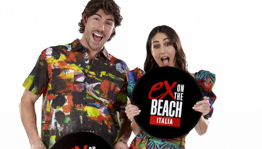 Rodriguez e Moser, al via la nuova avventura per Ex on the Beach
