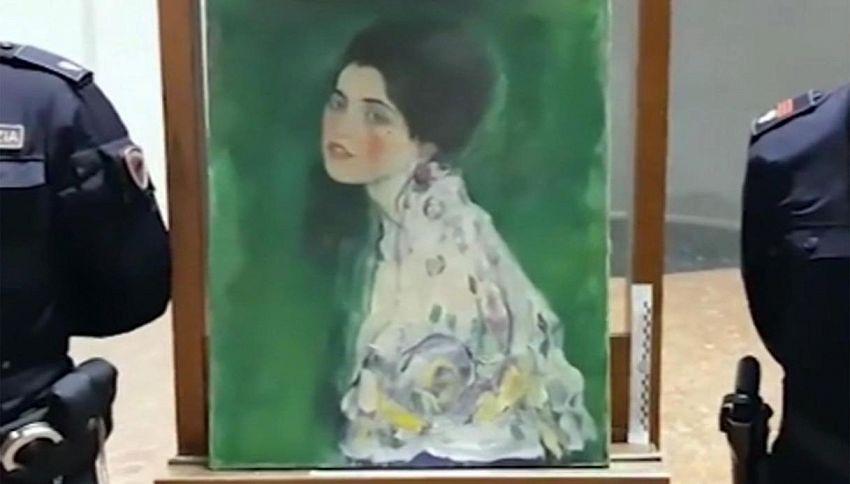 Dopo vent'anni confessano il furto di un quadro di Klimt