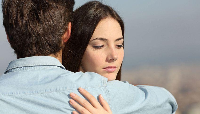 """""""Ti amo davvero tanto"""": stai molto attenta se te lo dice"""