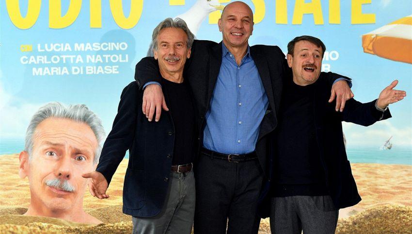 Odio l'estate, Aldo Giovanni e Giacomo sbancano il botteghino