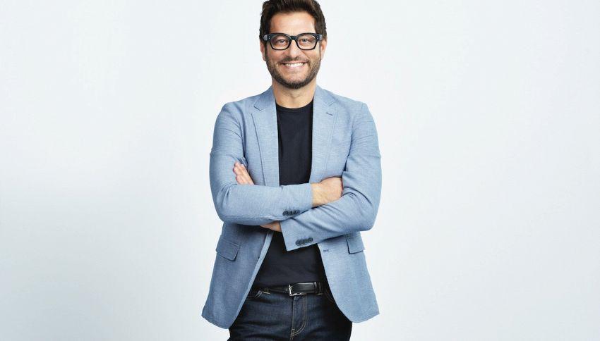 Enrico Papi condurrà la finale di Italia's Got Talent