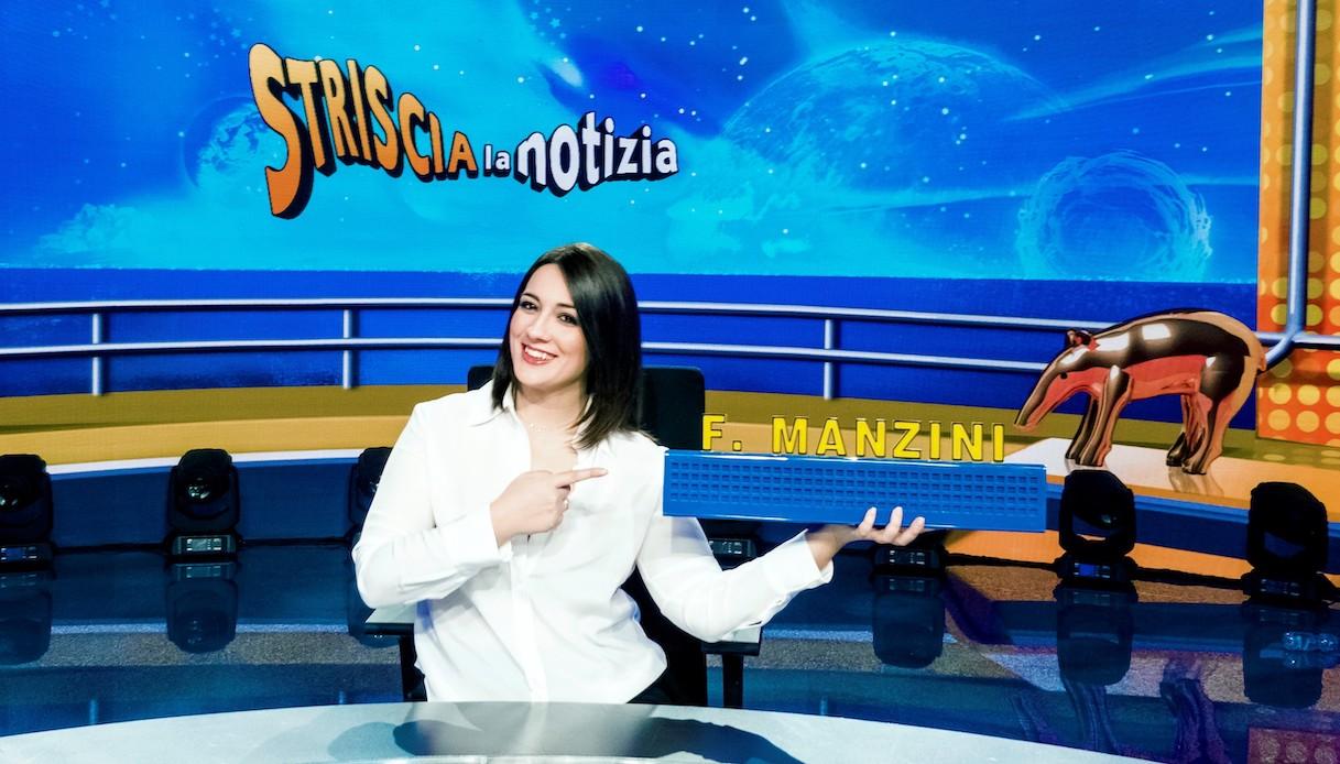 Striscia la Notizia, alla conduzione arriva Francesca Manzini