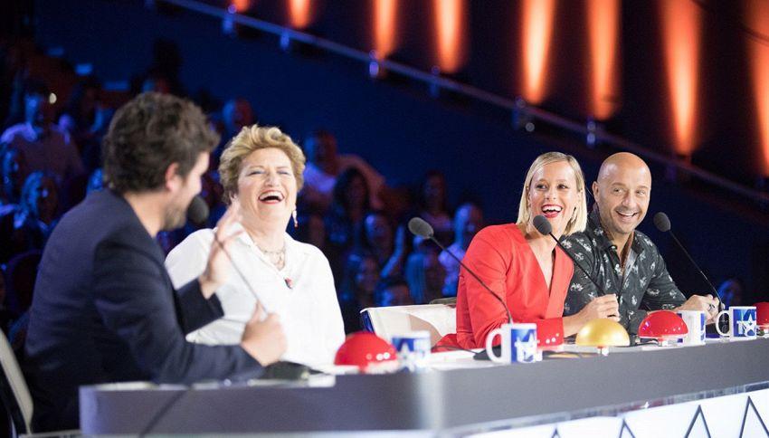 Italia's got talent, Lodovica e Joe nelle mani del mentalista