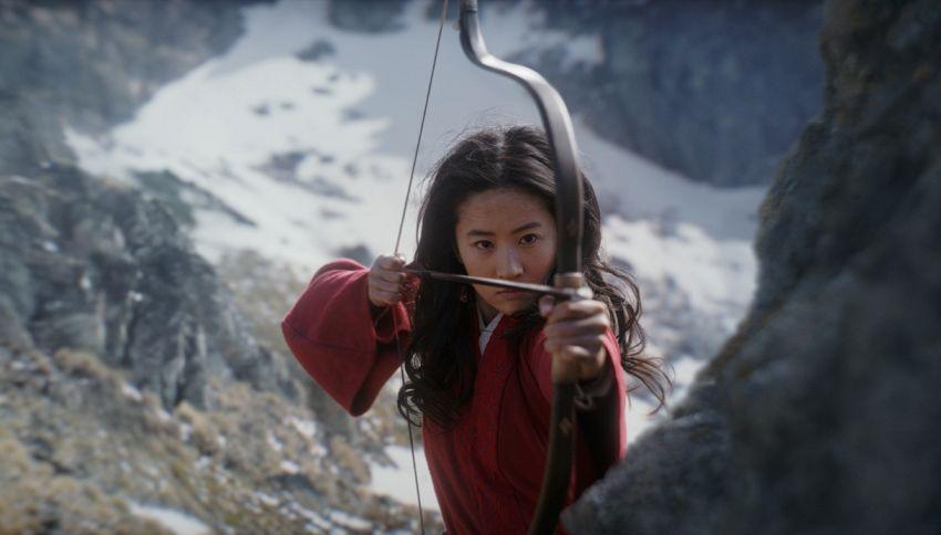 Il film Mulan potrebbe arrivare direttamente su Disney+