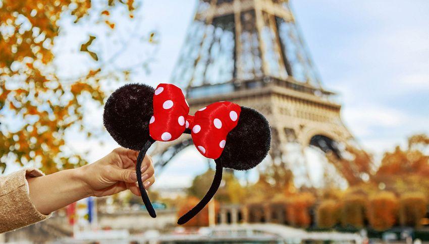 Porta la magia di Disneyland a casa tua per far divertire i bimbi